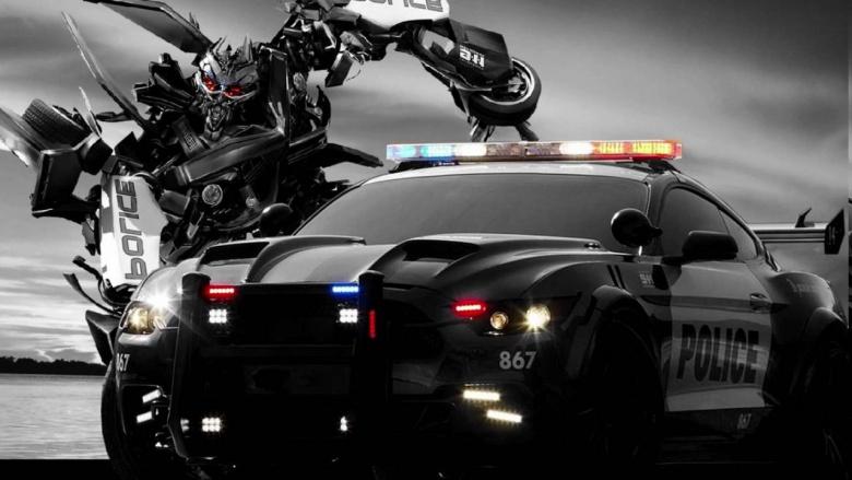 Ford показал беспилотный полицейский автомобиль 1