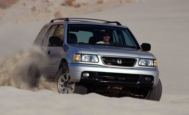 Honda будет производить «Пасспорт» 1
