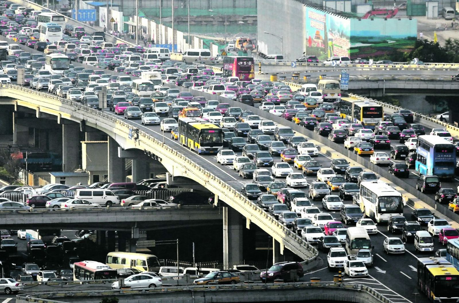 В Китае водителям, которые откажутся от вождения автомобиля, будут платить деньги 1