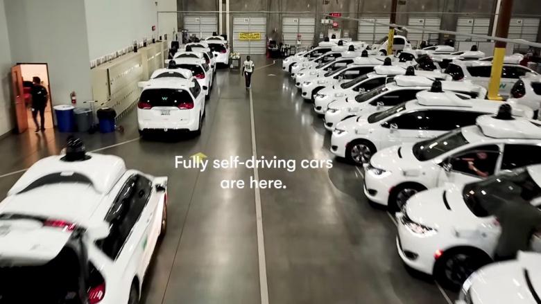 Тысячи беспилотных автомобилей заполонят улицы городов 1