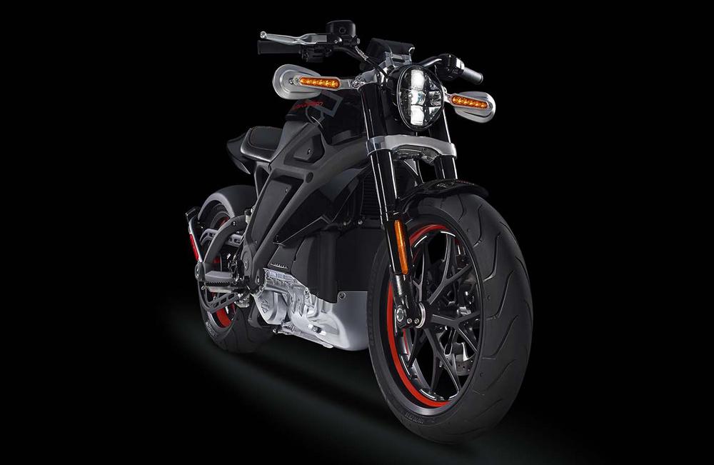 Harley-Davidson выпустит электрический мотоцикл 1