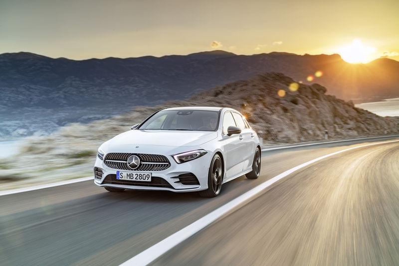 Mercedes-Benz представил новый A-Class 1