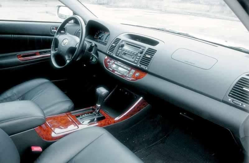 Стоит ли покупать подержанную Toyota Camry 30 4