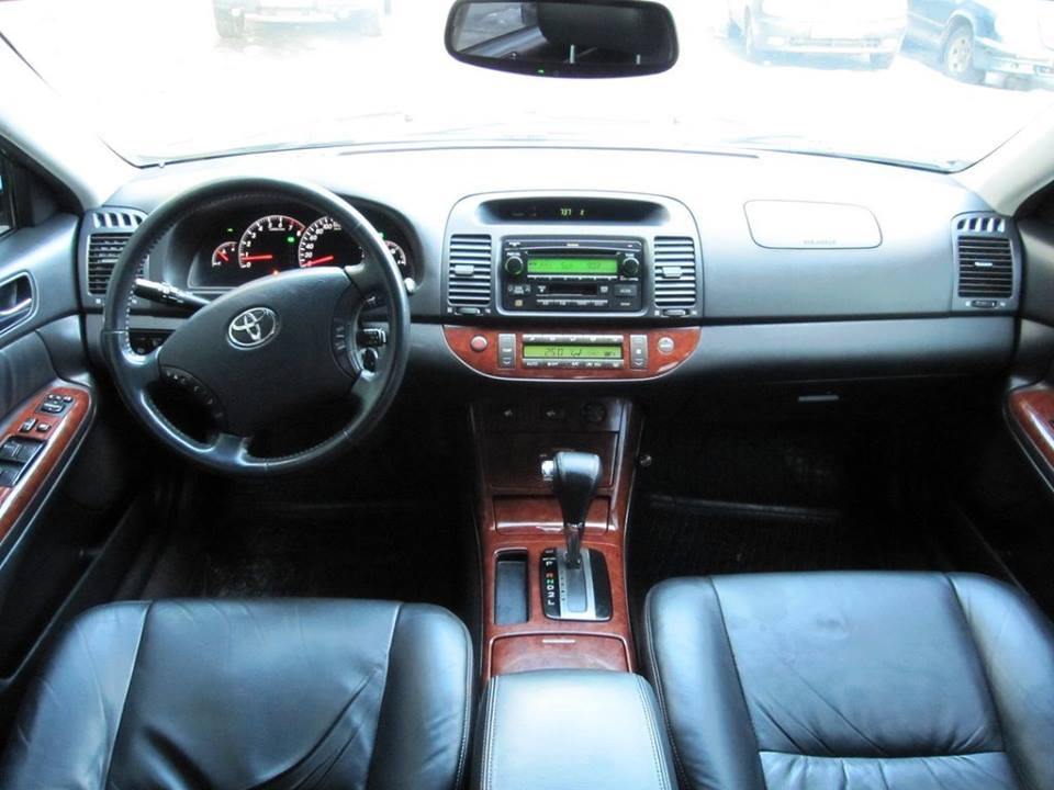Стоит ли покупать подержанную Toyota Camry 30 3