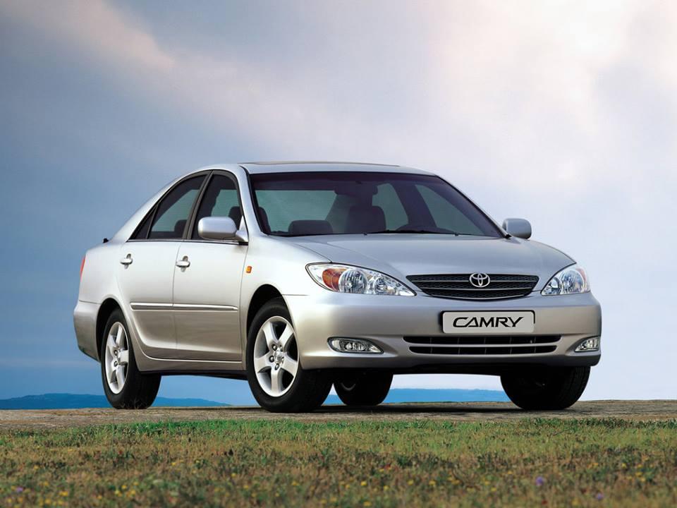 Стоит ли покупать подержанную Toyota Camry 30 2