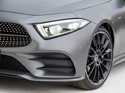 Mercedes-Benz переименует все свои автомобили 1