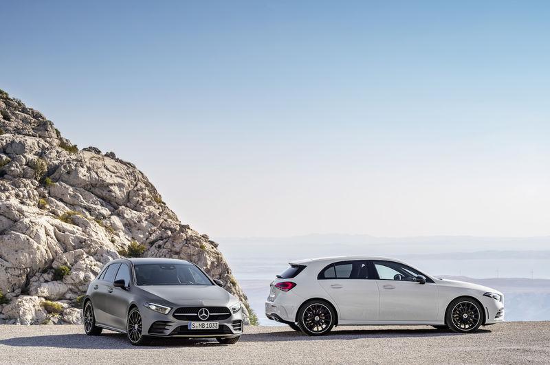 Mercedes-Benz представил новый A-Class 2