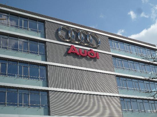 В штаб-квартире компании Audi проходят обыски 1
