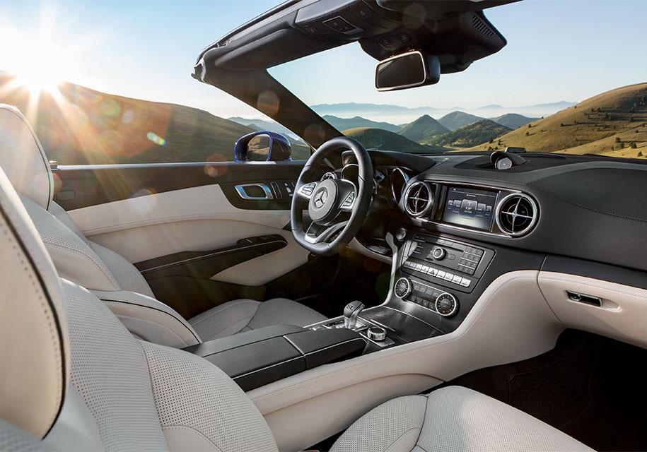 Merccedes-Benz SL обзаведется 800-сильной гибридной установкой 2