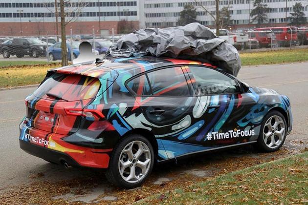 Ford перенес премьеру нового «Фокуса» 2
