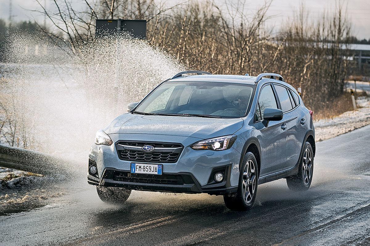 «Автомобиль с характером»: тест-драйв обновленного Subaru XV 2