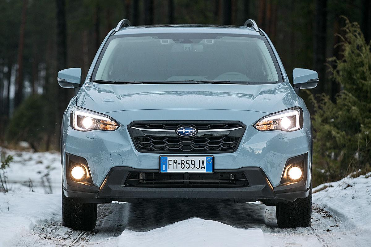 «Автомобиль с характером»: тест-драйв обновленного Subaru XV 1