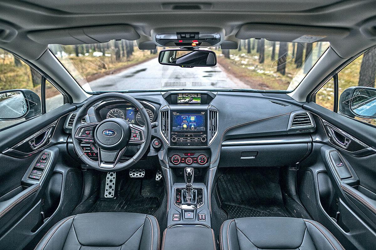 «Автомобиль с характером»: тест-драйв обновленного Subaru XV 4