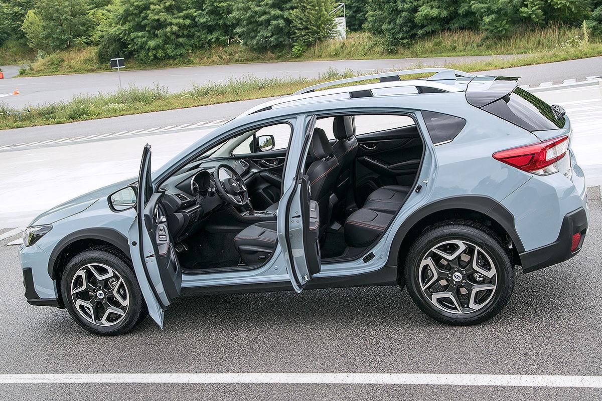 «Автомобиль с характером»: тест-драйв обновленного Subaru XV 3