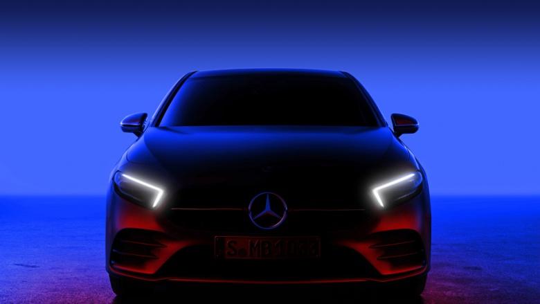 До дебюта нового Mercedes-Benz A-Class остались считанные дни 1