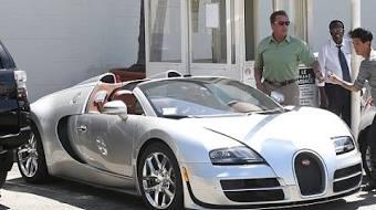 Bugatti Арнольда Шварценеггера продали за 2,5 миллиона долларов 1