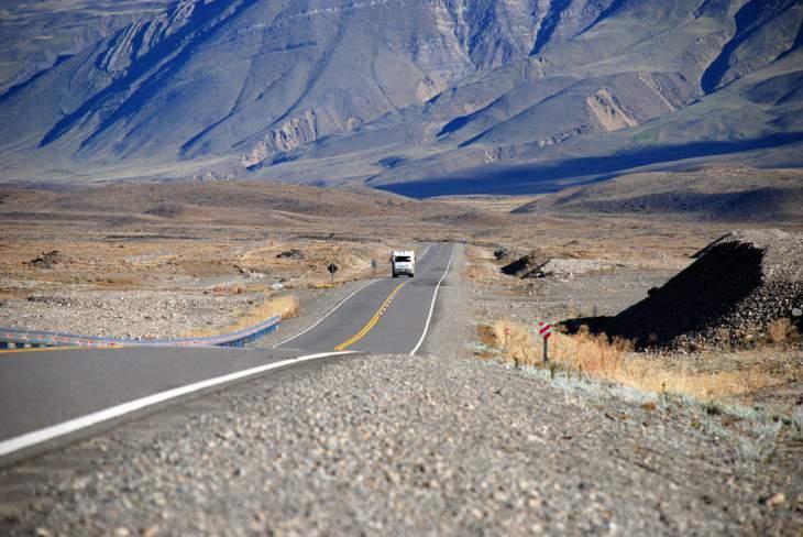 Семь красивейших дорог на планете 7