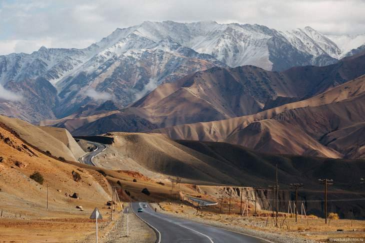 Семь красивейших дорог на планете 5