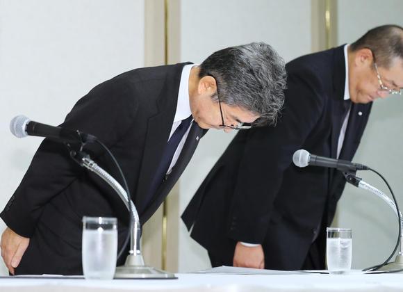 Toyota и Mitsubishi строили автомобили из низкокачественного металла 1