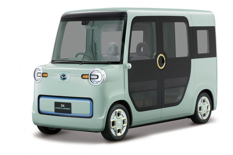 Компания Daihatsu приготовила «великолепную пятерку» 4