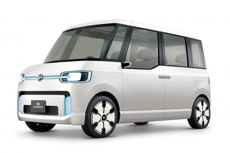 Компания Daihatsu приготовила «великолепную пятерку» 3