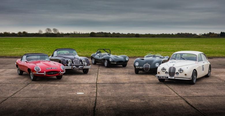 Jaguar Land Rover предлагает совершить путешествие в прошлое 2
