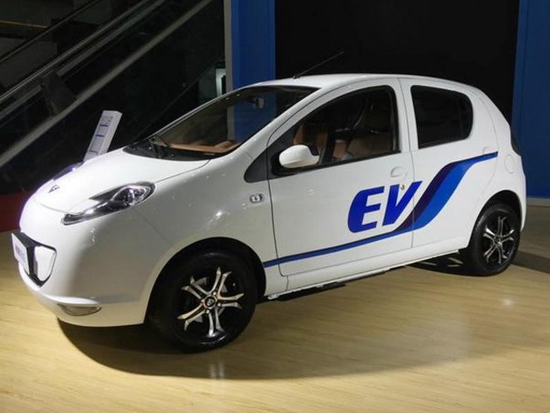 Появился новый китайский автобренд 1