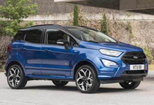 Ford EcoSport для Европы стал на конвейер 3