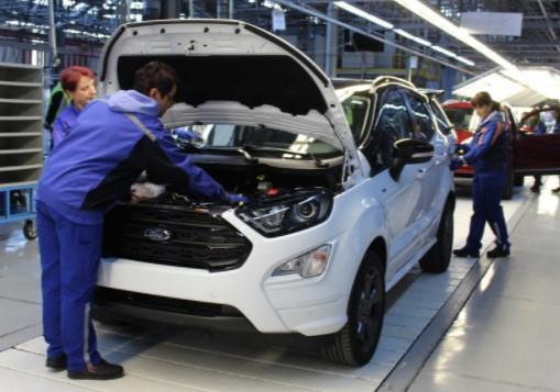 Ford EcoSport для Европы стал на конвейер 2