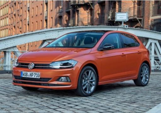 Опубликовано первое изображение нового Volkswagen Polo 2