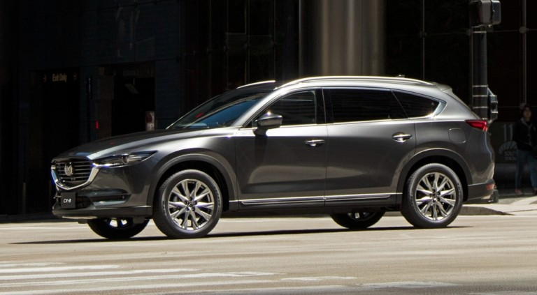 Mazda показала свои будущие новинки 3