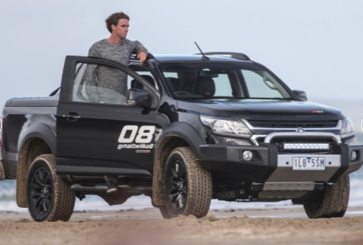 Chevrolet представил автомобиль для любителя активного отдыха 1