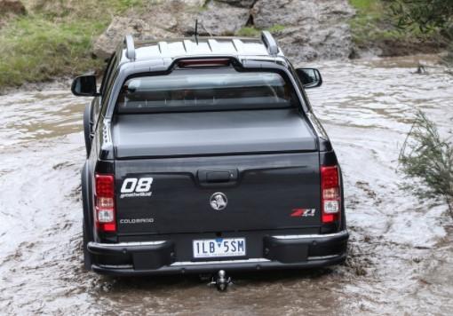 Chevrolet представил автомобиль для любителя активного отдыха 3