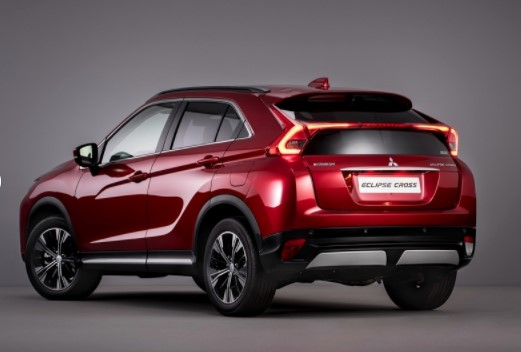 Mitsubishi Eclipse Cross едет в Европу 2