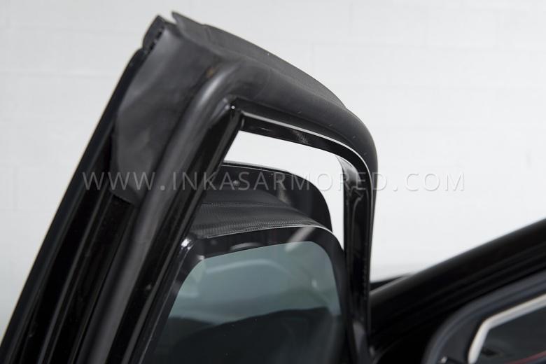Такого еще не видели: бронированная Toyota Camry 3