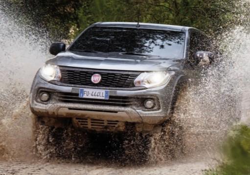 Стартовали продажи новой топовой версии Fiat Fullback 1