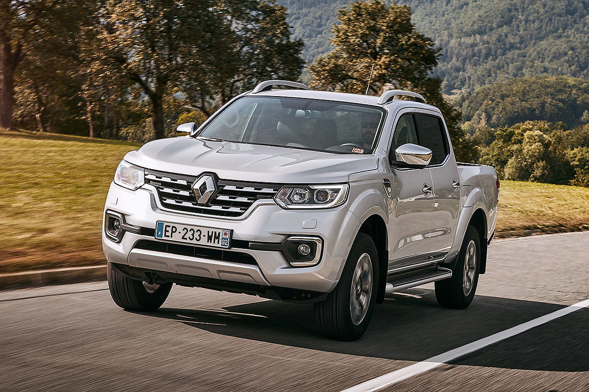 «Покоритель бездорожья»: тест-драйв Renault Alaskan 5