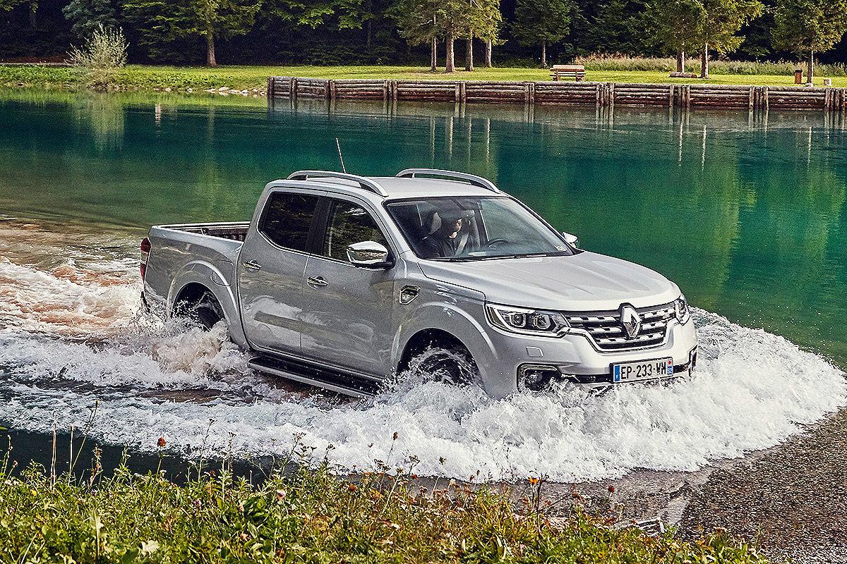 «Покоритель бездорожья»: тест-драйв Renault Alaskan 4