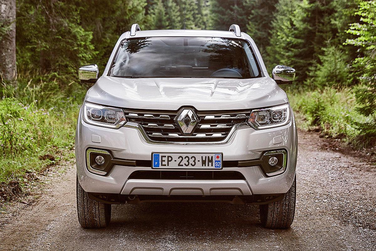 «Покоритель бездорожья»: тест-драйв Renault Alaskan 6