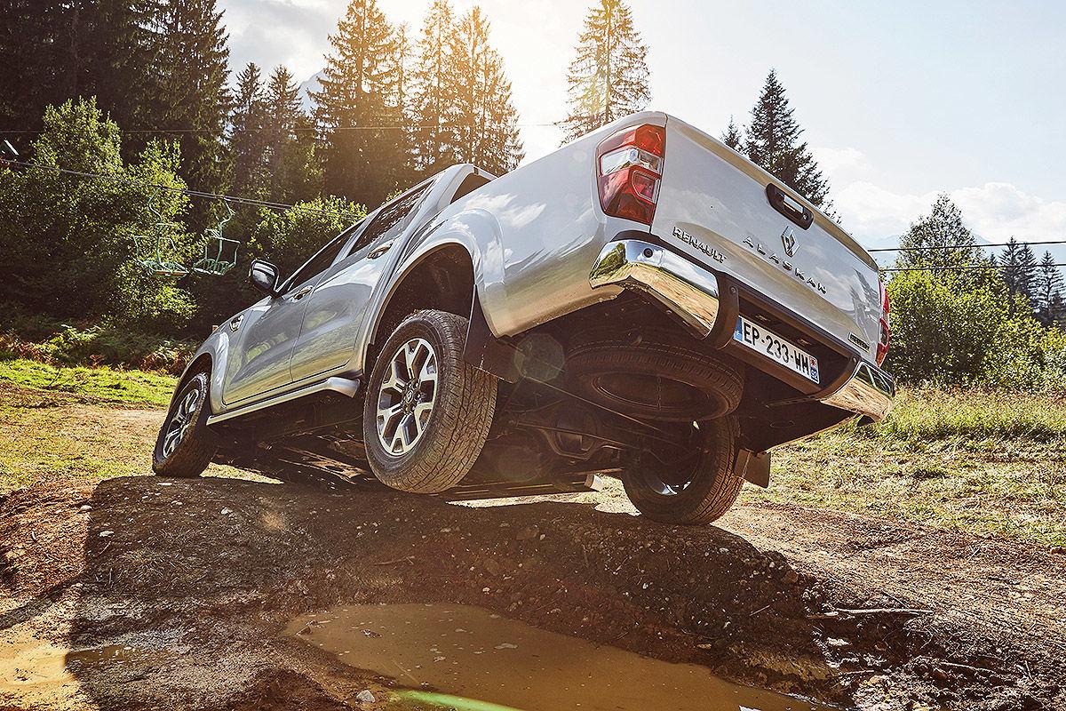 «Покоритель бездорожья»: тест-драйв Renault Alaskan 2