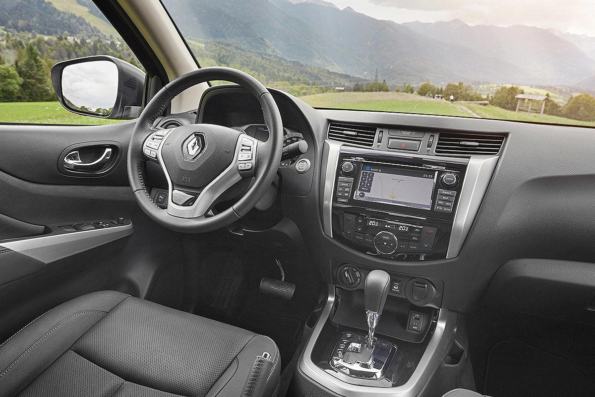 «Покоритель бездорожья»: тест-драйв Renault Alaskan 3