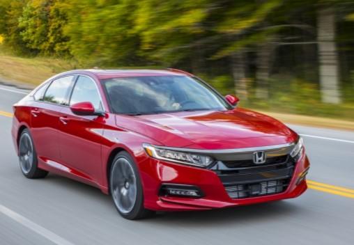 Honda Accord нового поколения получила ценник 2