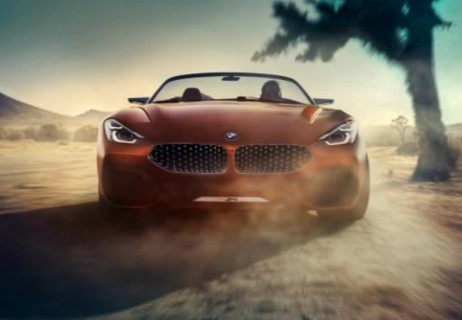 Каким будет новый родстер BMW, построенный при участии «Тойоты» 1