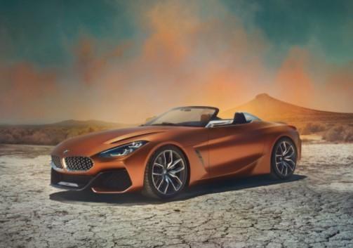 Каким будет новый родстер BMW, построенный при участии «Тойоты» 2