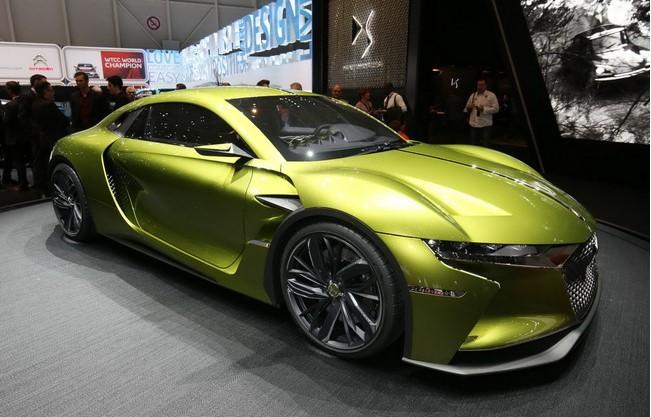 Пять самых красивых авто Женевского автосалона 1