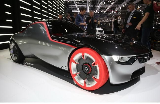 Пять самых красивых авто Женевского автосалона 5