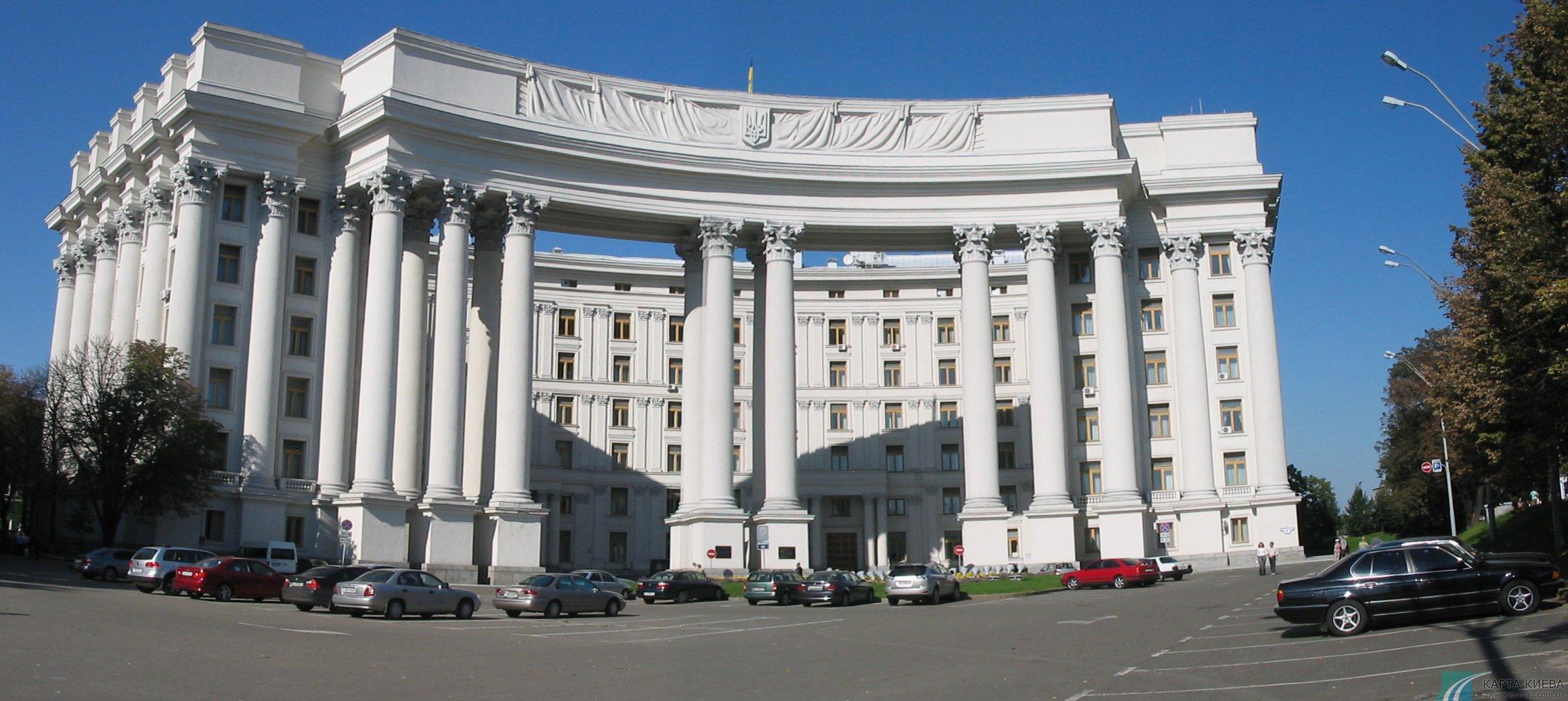 Посольство Украины в США лишилось всех автомобилей 2