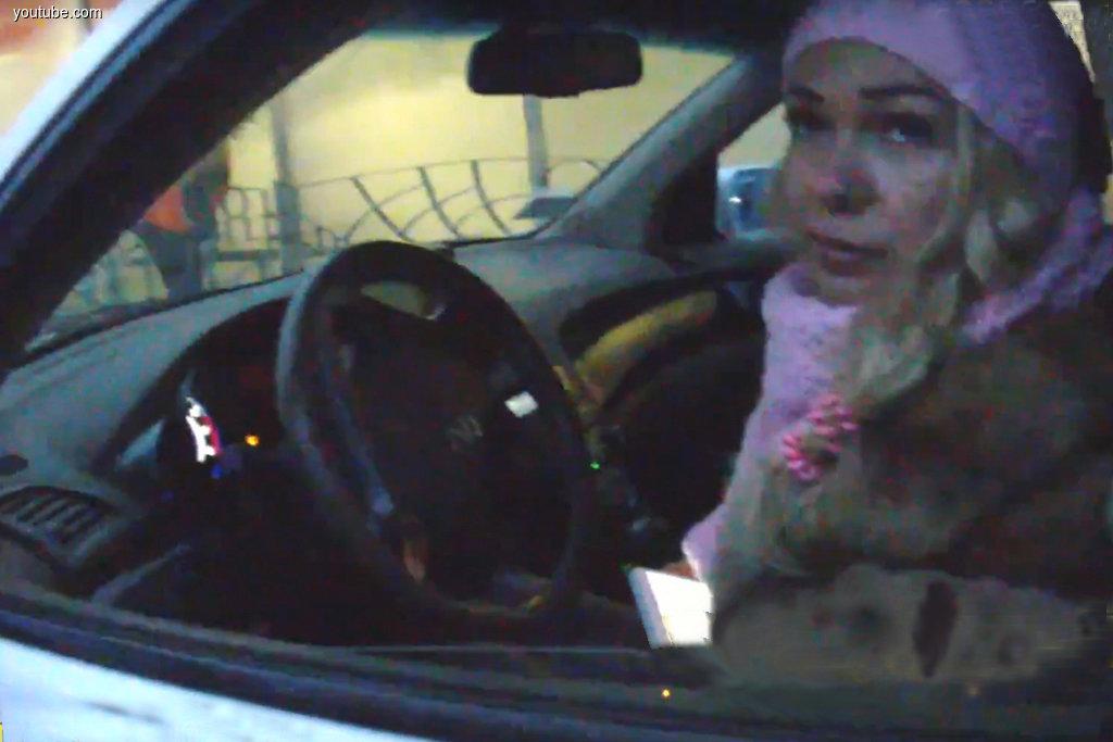 Украинским «автоледи» правила дорожного движения «не писаны» 1