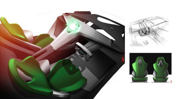 Компания Jaguar представила футуристический концепт 3