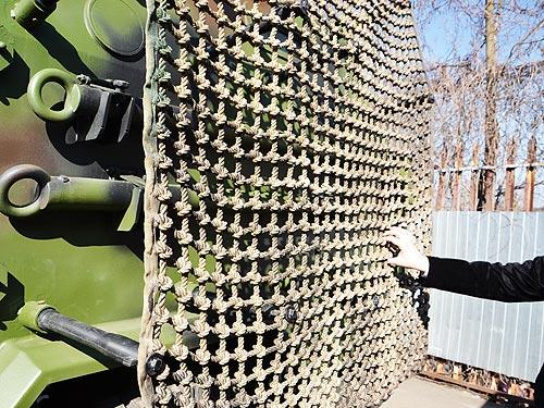 Для зоны АТО подготовили обновленный бронемобиль «Козак-2» 3